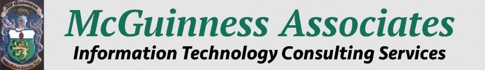McGuinness Associates Logo